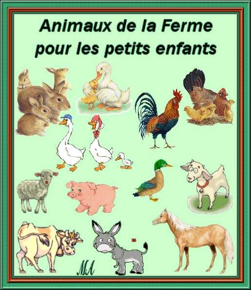 Les animaux de la ferme centerblog - Images d animaux de la ferme ...