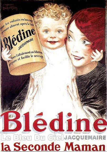 Les affiches du temps passé quand la pub s'appelait réclame .. - Page 4 240l8smt