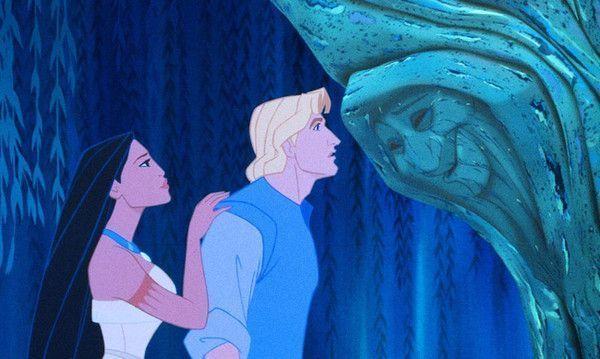 Dessin animé Disney POCAHONTAS