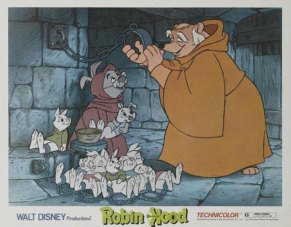Dessin anime Walt Disney ROBIN DES BOIS  Page 4