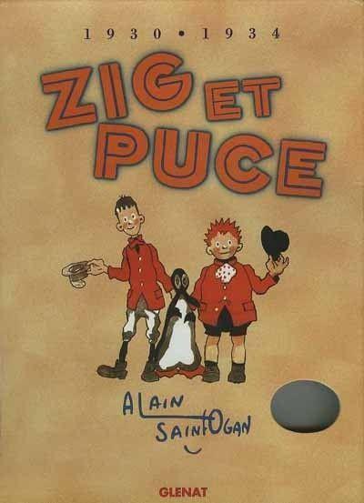 bande dessinee zig et puce