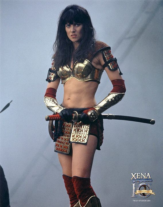 serie ancienne xena princesse guerriere - Page 2