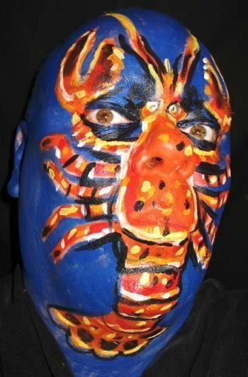 Image de peinture sur visage - Peinture sur visage ...