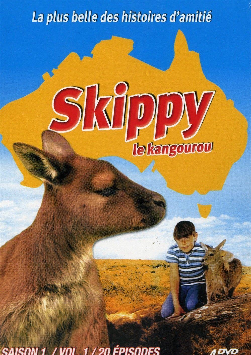 skippy kangourou
