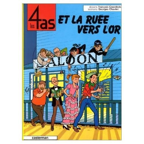 bande dessinee 4 as