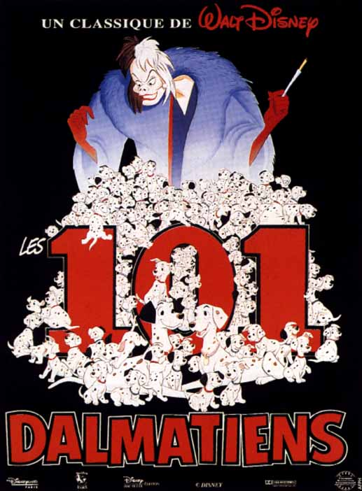 101 dalmatiens. Iqvirtdj