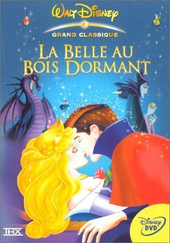 dessin anime walt disney la belle au bois dormant. Black Bedroom Furniture Sets. Home Design Ideas