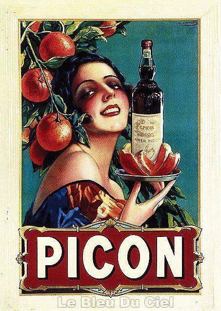 Les affiches du temps passé quand la pub s'appelait réclame .. - Page 4 N7in50ci