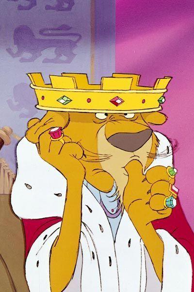 Dessin anime Walt Disney ROBIN DES BOIS ~ Walt Disney Robin Des Bois