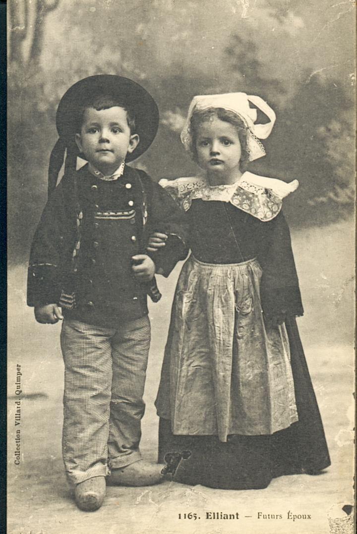 Cartes postales anciennes enfants - Page 3