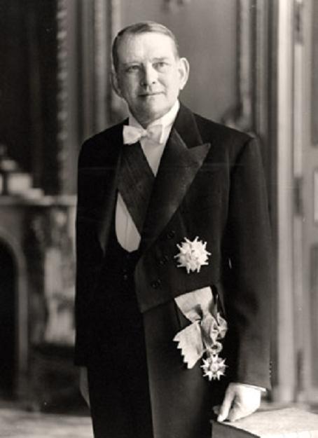 René Coty président de la République