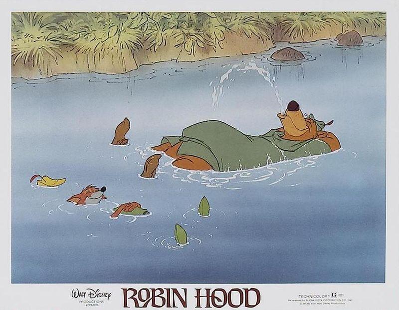 Dessin anime Walt Disney ROBIN DES BOIS  Page 3 ~ Walt Disney Robin Des Bois