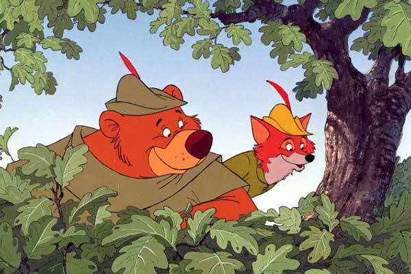 Dessin anime Walt Disney ROBIN DES BOIS  Page 2 ~ Walt Disney Robin Des Bois