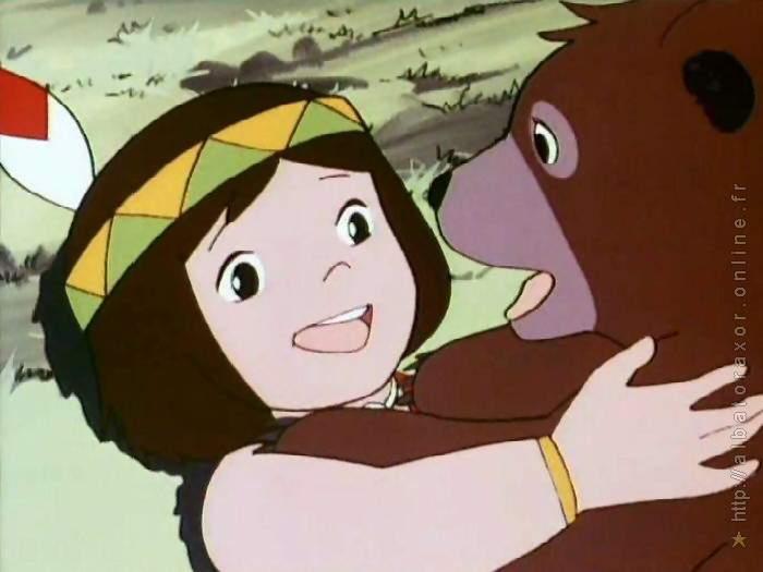 Dessin anime tele bouba le petit ourson page 2 - Dessin ourson ...