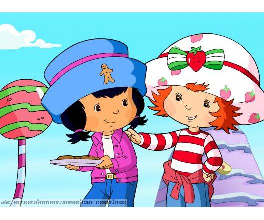 Dessin anime tele charlotte aux fraises - Charlotte aux fraises dessin ...