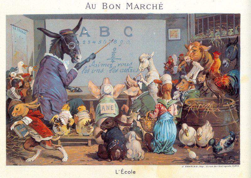 Le Cancre Poème De Jacques Prévert