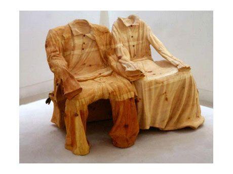 sculptures sur bois. Black Bedroom Furniture Sets. Home Design Ideas