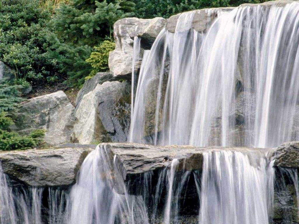 Paysages de cascades et chutes d eau - Image de cascade ...